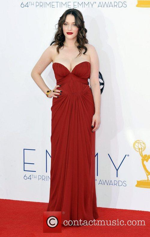 Kat Dennings and Emmy Awards 1