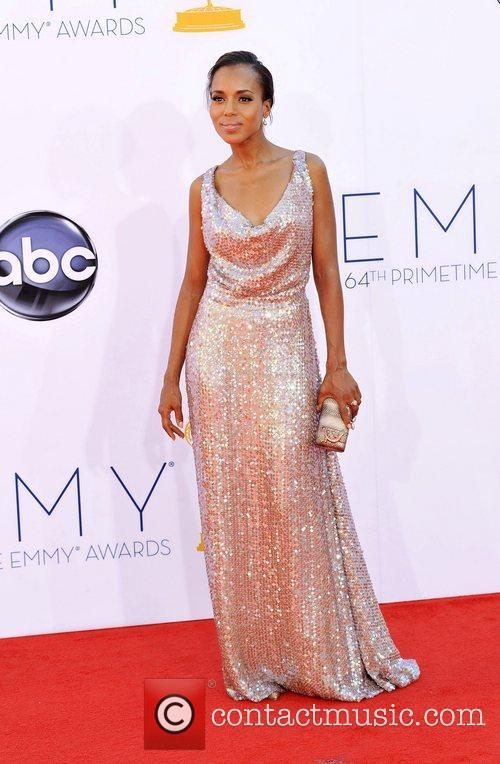 Kerry Washington and Emmy Awards 9