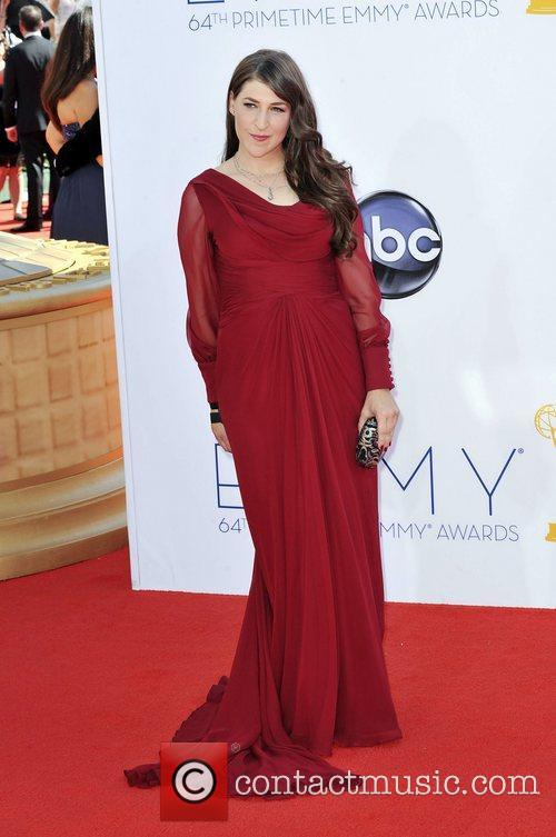 Mayim Bialik and Emmy Awards 1
