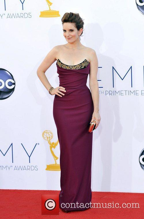 Tina Fey and Emmy Awards 2