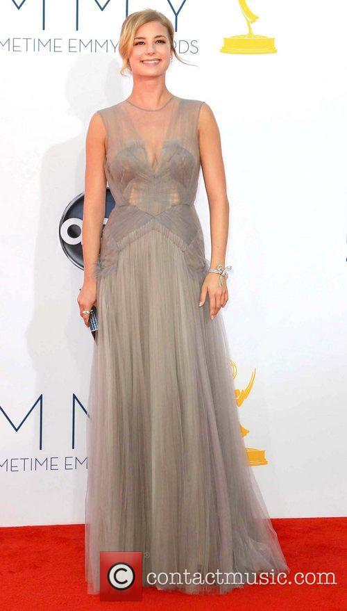 Emily VanCamp  64th Annual Primetime Emmy Awards,...