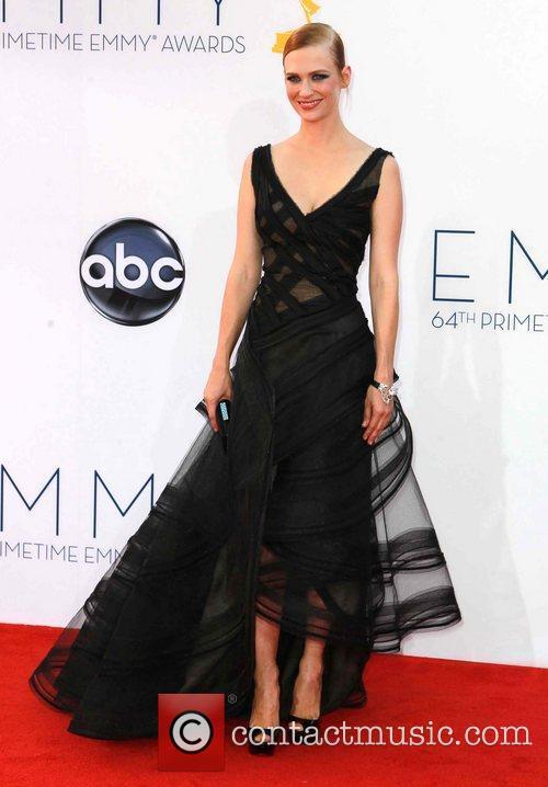 January Jones and Emmy Awards 6
