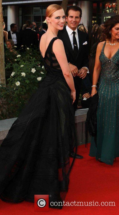 January Jones and Emmy Awards 2