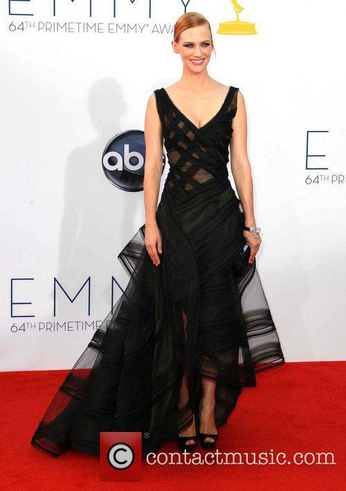 January Jones and Emmy Awards 7