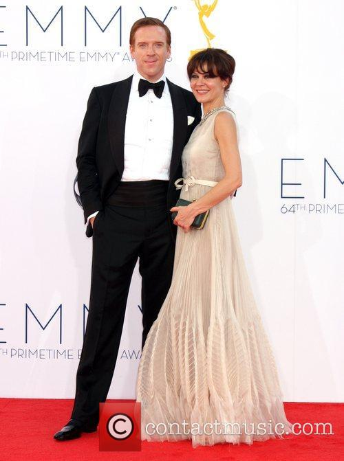 Damian Lewis and Helen Mccrory 3