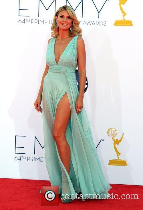 Heidi Klum and Emmy Awards 9