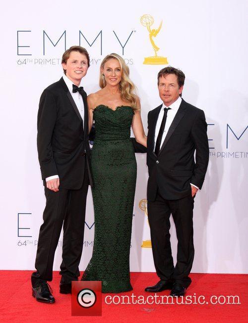 Michael J Fox 64th Annual Primetime Emmy Awards,...