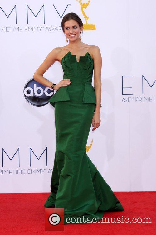 Allison Williams  64th Annual Primetime Emmy Awards,...