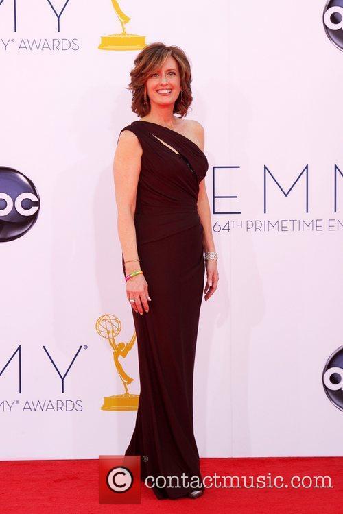 Anne Sweeney 64th Annual Primetime Emmy Awards, held...