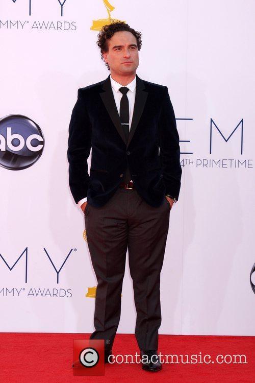 Johnny Galecki  64th Annual Primetime Emmy Awards,...