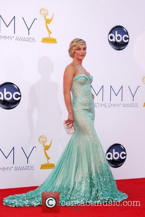 Julianne Hough  64th Annual Primetime Emmy Awards,...