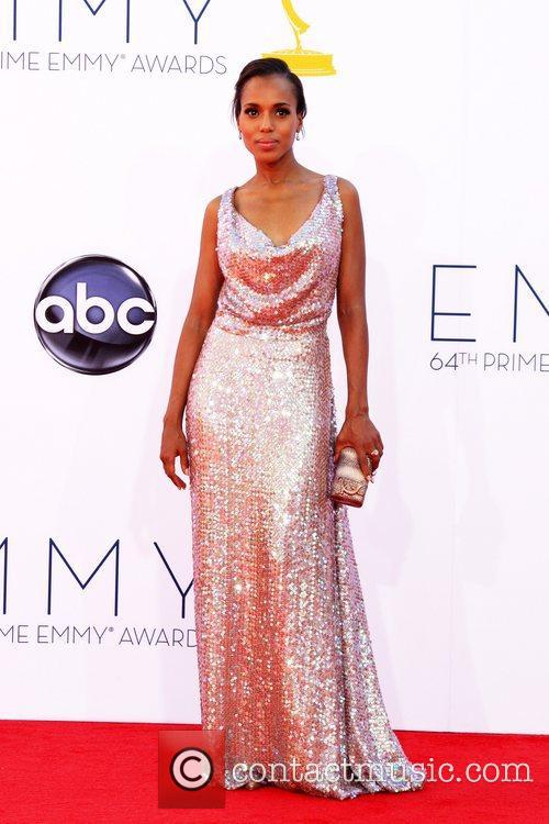 Kerry Washington and Emmy Awards 3