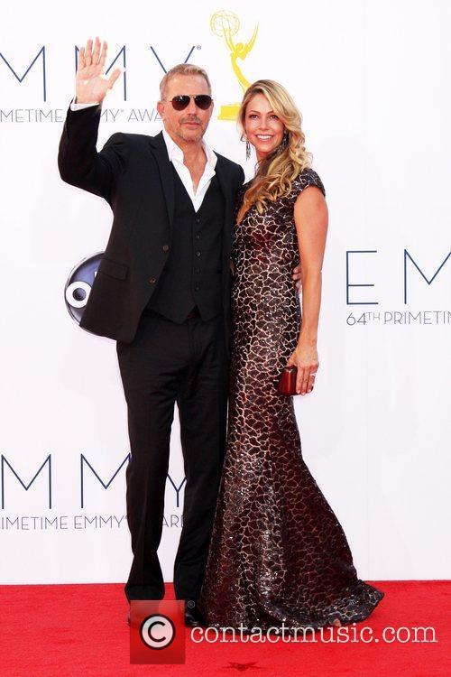 Kevin Costner  64th Annual Primetime Emmy Awards,...