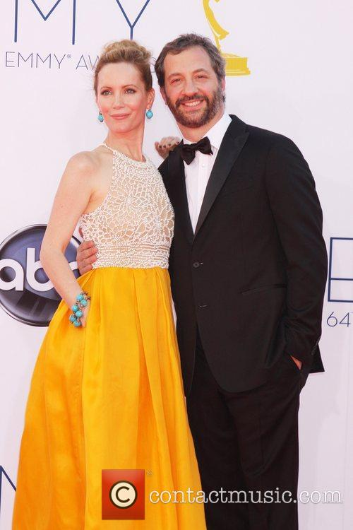 Leslie Mann, Judd Apatow and Emmy Awards 1