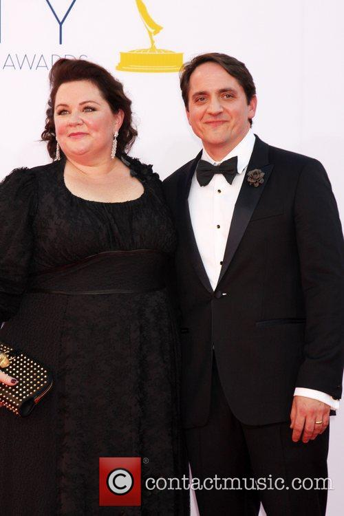 Melissa Mccarthy, Ben Falcone and Emmy Awards 2