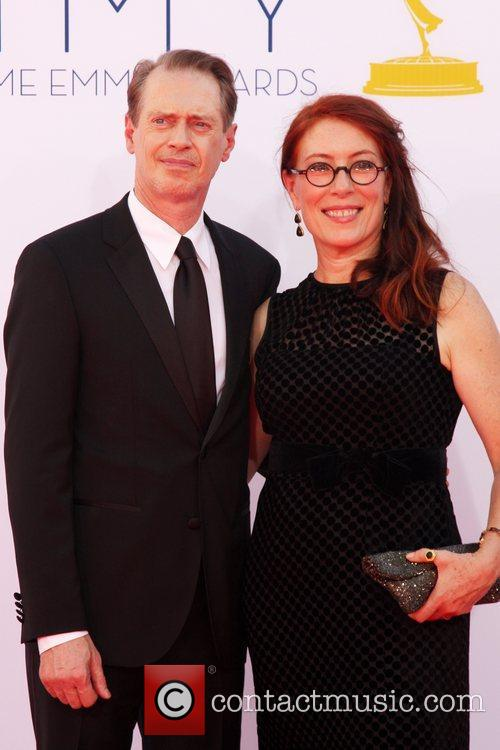 Steve Buscemi, Jo Andres and Emmy Awards