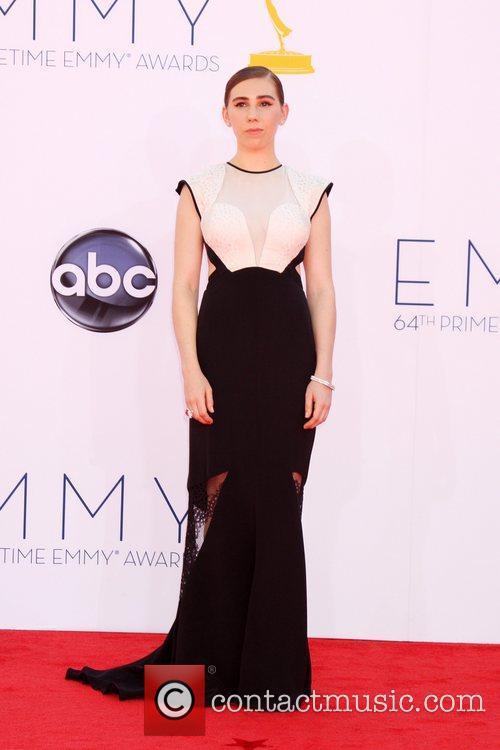 Zosia Mamet  64th Annual Primetime Emmy Awards,...