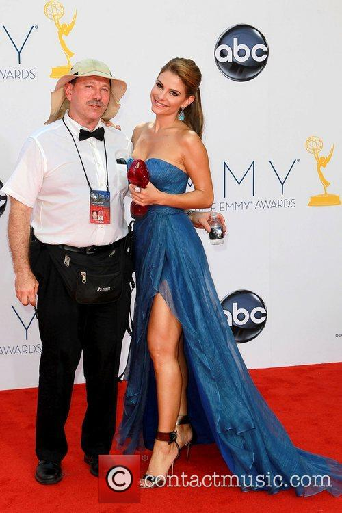 Maria Menounos and Emmy Awards 2