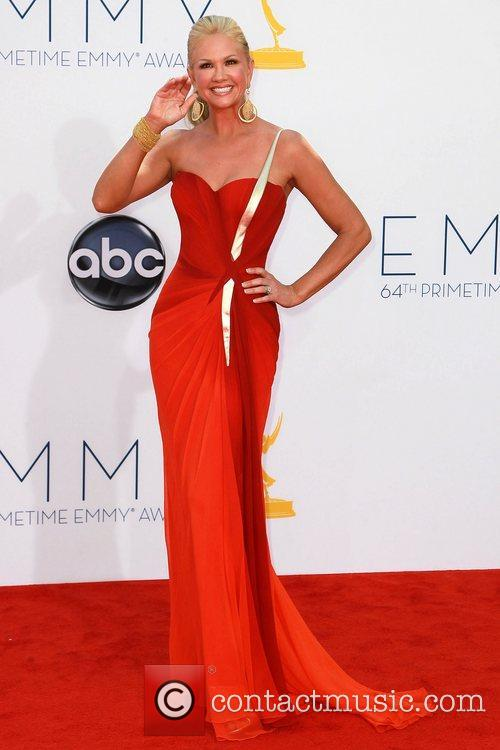 Nancy O'Dell 64th Annual Primetime Emmy Awards, held...