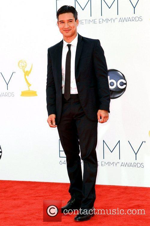 Mario Lopez and Emmy Awards 3