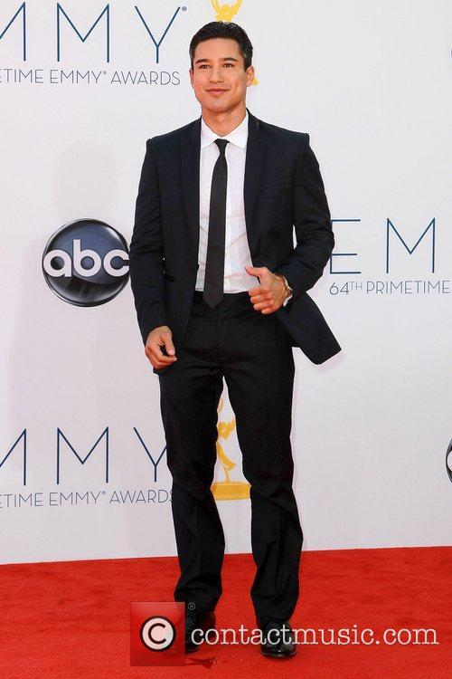 Mario Lopez and Emmy Awards 4