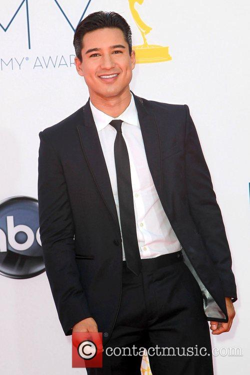 Mario Lopez and Emmy Awards 5