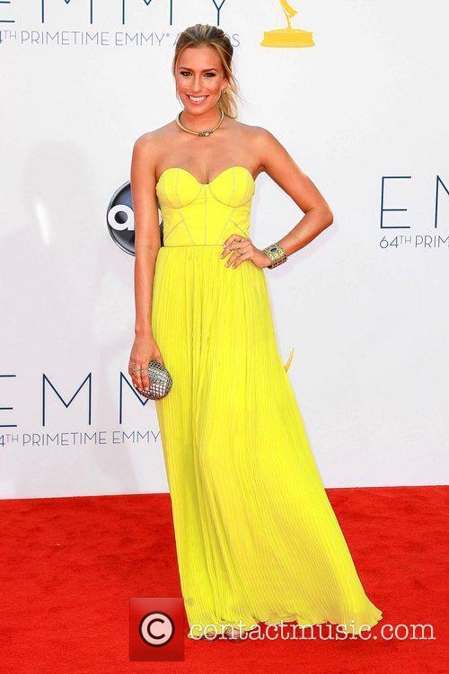 Renee Bargh 64th Annual Primetime Emmy Awards, held...