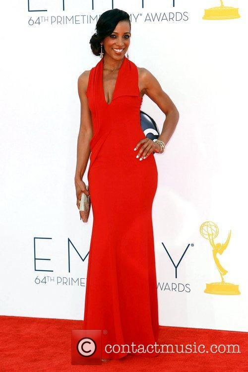 Shaun Robinson and Emmy Awards 2