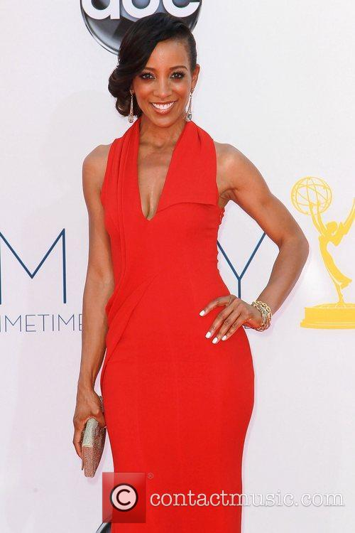 Shaun Robinson and Emmy Awards 3