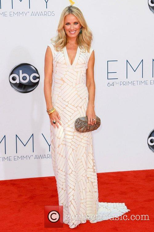 Brooke Anderson 64th Annual Primetime Emmy Awards, held...