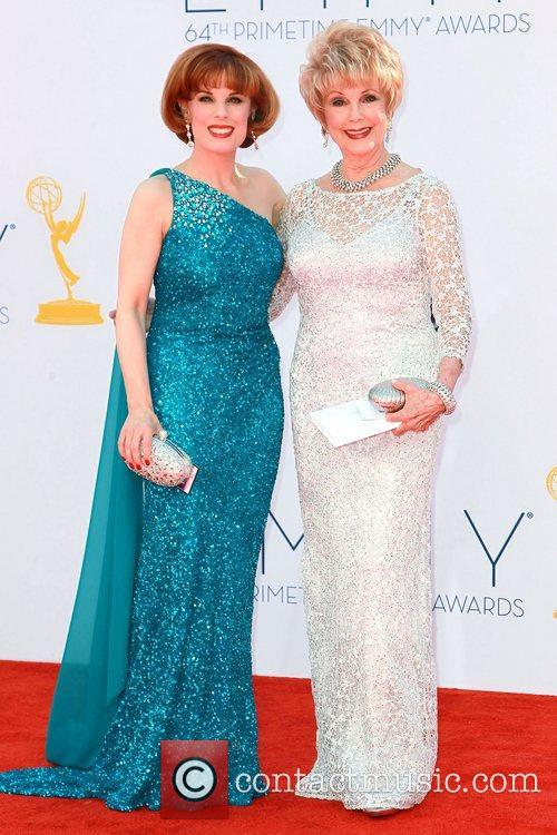 Kat Kramer, Karen Sharpe Kramer and Emmy Awards 1