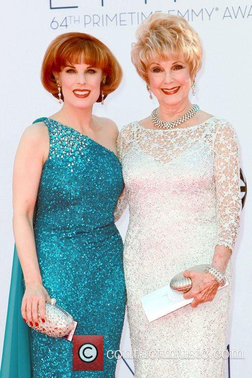 Kat Kramer, Karen Sharpe Kramer and Emmy Awards 2