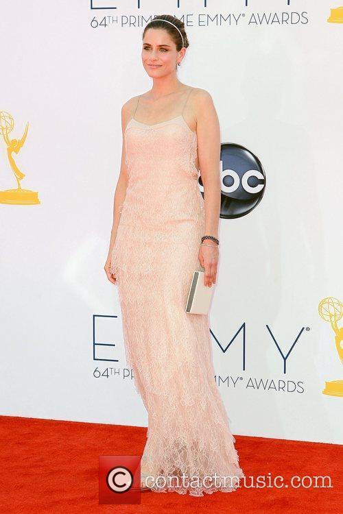 Amanda Peet 64th Annual Primetime Emmy Awards, held...