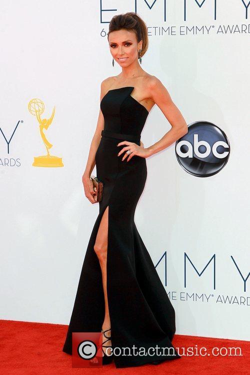Giuliana Rancic and Emmy Awards 2