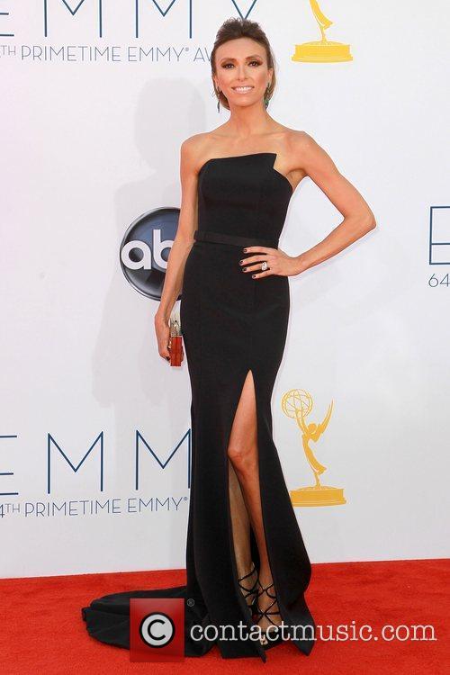 Giuliana Rancic and Emmy Awards 3