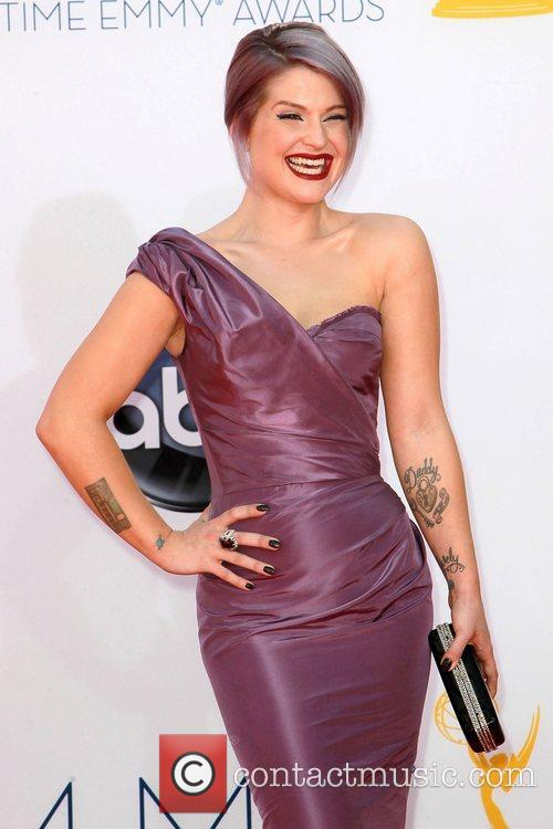 Kelly Osbourne and Emmy Awards 2