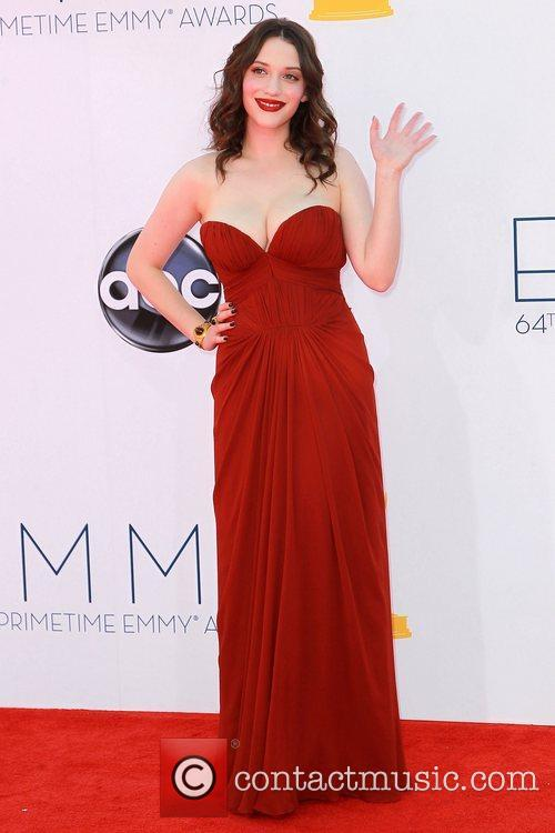 Kat Dennings and Emmy Awards 4