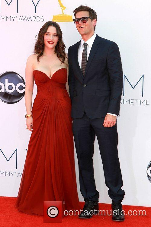Kat Dennings, Nick Zano and Emmy Awards 6