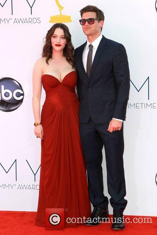 Kat Dennings, Nick Zano and Emmy Awards 5