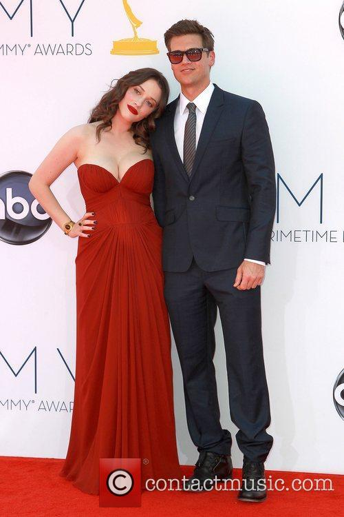 Kat Dennings, Nick Zano and Emmy Awards 3