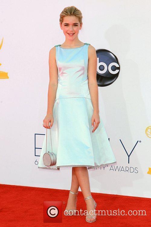 Kiernan Shipka 64th Annual Primetime Emmy Awards, held...