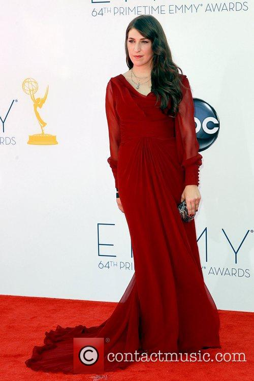 Mayim Bialik and Emmy Awards 4