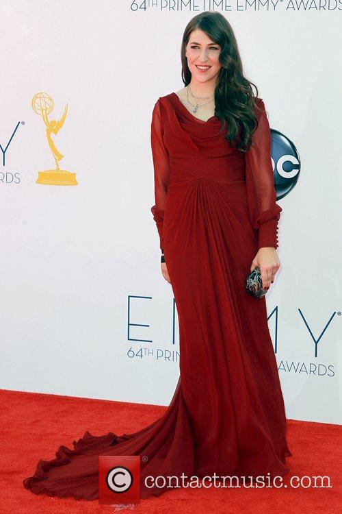 Mayim Bialik and Emmy Awards 3