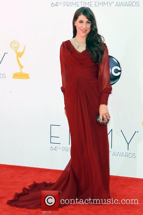 Mayim Bialik and Emmy Awards 5