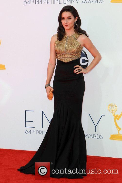 Shannon Woodward and Emmy Awards 4