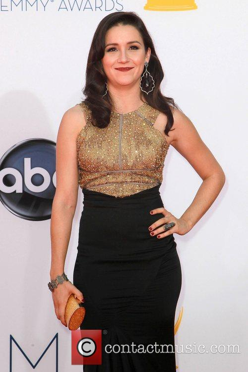 Shannon Woodward and Emmy Awards 5