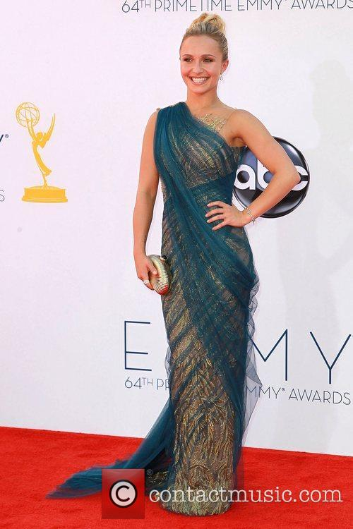Hayden Panettiere 64th Annual Primetime Emmy Awards, held...