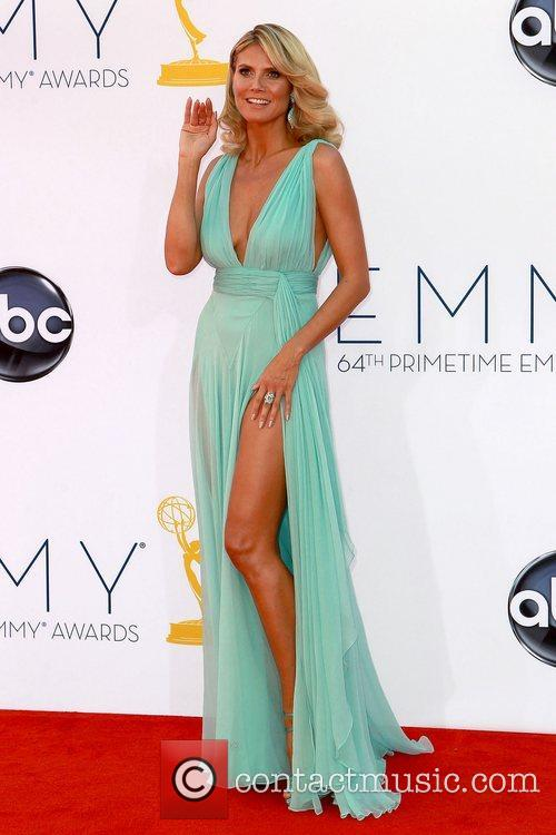Heidi Klum and Emmy Awards 3