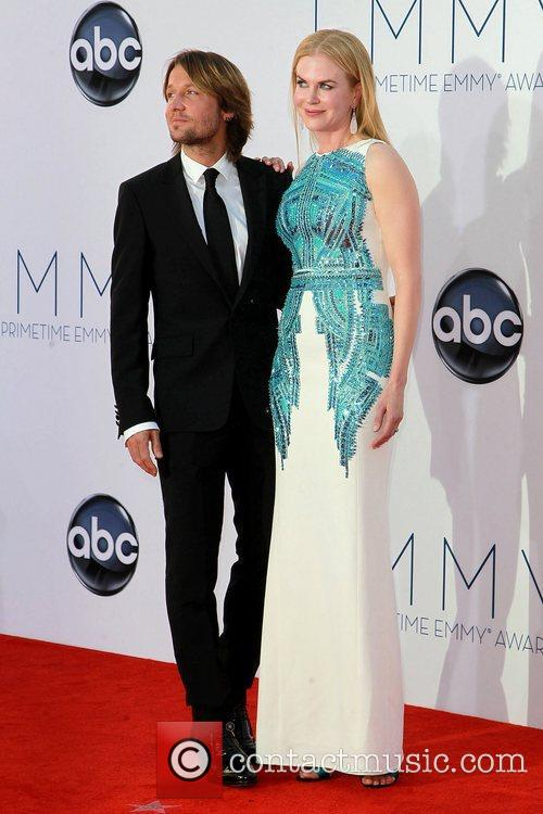 Keith Urban, Nicole Kidman and Emmy Awards 1