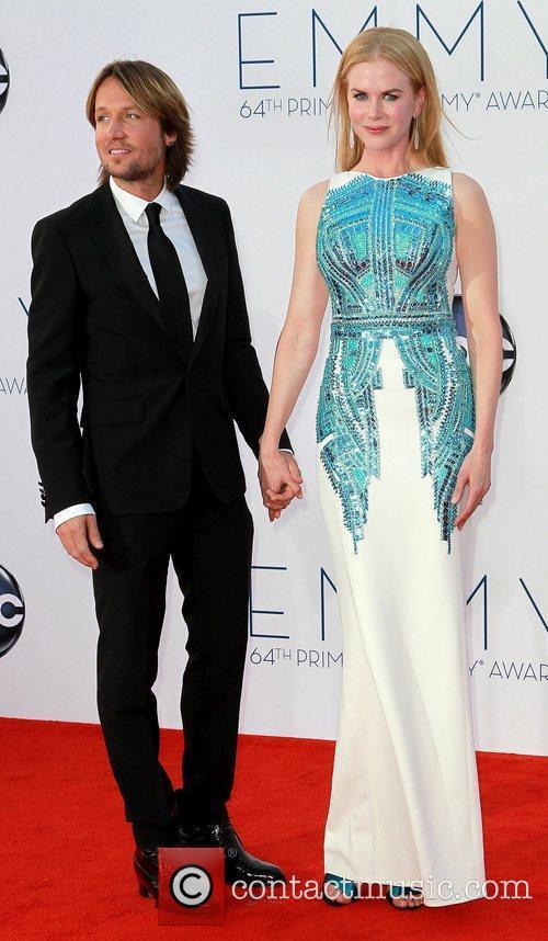 Keith Urban, Nicole Kidman and Emmy Awards 2